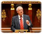 Pierre Aylagas, diputat vice president de la comissió de les llengües al Parlament